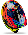 2014 Fly Racing Formula STRYPER Carbon Fiber HELMET Blend Adult XL MOTOCROSS