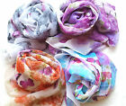 1*Fashion Printed Butterfly Pattern Ladies Scarves,4 Colours,165x50cm