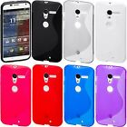 CIMO S-LINE FLEXIBLE TPU CASE FOR MOTO X MOTOROLA X