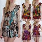Sexy V-Neck Womens Soft Tunic Kaftan Long Top/Bikini Cover/Mini Dress sw008