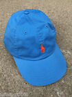 NEW Polo Ralph Lauren Baseball Cap Hat Big Pony Adjustable Strap