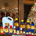 Christmas Essential Oil Blend 100% Pure & Natural  Small Sizes to Bulk Wholesale