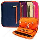 VanGoddy PU Leather Padded Sleeve Cover Bag for Barnes Noble Nook HD 7' Tablet