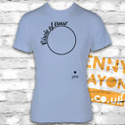 CIRCLE OF TRUST T SHIRT - MADE FAMOUS BY MEET THE PARENTS - DE NIRO - LIGHT BLUE