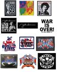 JIMI HENDRIX john lennon THE KINKS lynyrd skynyrd - OFFICIAL SEW ON PATCH