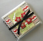 NEW 4 pc WINTER Stationery Gift Set  GREAT for co worker, teacher bus driver
