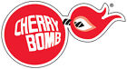 Cherry Bomb Racing Vintage Vinyl Decal / Sticker ** 5 Sizes **