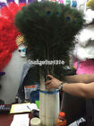 20/50/100pcs pretty natural peacock feather eyes 28-32 inch / 70-80 cm decorate