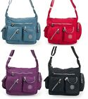 Women's Totes Handbags Cross Body Messenger Canvas Casual kp1302