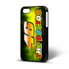 VALENTINO ROSSI THE DOCTOR 46 *2* CASE COMPATIBLE WITH IPHONE