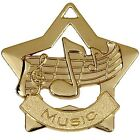 AM710 MINI STAR MUSIC METAL MEDAL & FREE RIBBON