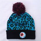 Hip Hop Men's eyeball Beanies Fashion KEEP Hat warm Winter knit Caps Hats HB21