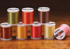 VEEVUS 10/0 THREAD -- colors by the spool or set in tray Fly Tying
