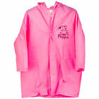 CHILDREN'S PEPPA PIG RAINCOAT 4YRS - 6YRS - 8YRS BRAND NEW