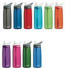 Camelbak Eddy Hydration/Water Tritan Sport Bottle -Red Blue Green Charcoal 750ml