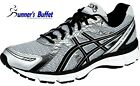 Asics Gel Excite 2 Men's Running Shoes White/Black/Silver