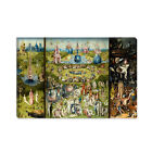 The Garden of Earthly Delights (1504) Hieronymus Canvas Painting Reproduction
