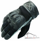 Ixon Rs Flip Hp Motorcycle Motorbike Summer Gloves CE Approved Leather/Textile