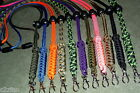 Paracord ID/Key Lanyard w/ Breakaway and Ball Lock US made by Casey's Creations!