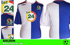 *07 / 08 - UMBRO ; BLACKBURN ROVERS HOME SHIRT SS / PERSONALISED = SIZE*