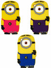 DESPICABLE ME 2 MINION CASE SILICONE COVER FOR IPOD TOUCH 5TH 5 4TH 4 GENERATION