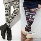 Size S NEW Womens Winter Ladies Girl Colorful Print Pencil Sexy Pants Trousers