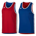NEW ADIDAS BASE PUNCH REVERSIBLE BOXING LIGHTWEIGHT SLEEVELESS CLIMALITE VEST