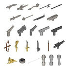 Lego: Minifigure Weapon Accessories (choose Type And Quantity)