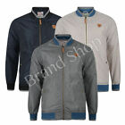 Mens Jacket Soul Star  Baseball Coat American Lined Lightweight Quilted Summer