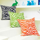 "HIGH DENSITY COTTON TIGHT WEAVE BEDDING CLOTHES COVERING FABRIC ZEBRA SKIN 44""W"