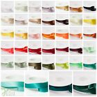 Full Reel Shindo Satin Highest Best Quality Double Sided Ribbon Crafts 25m/50m