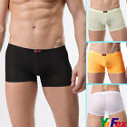 Clearance Sexy Men Comfy Underwear Sports Casual Homewear Boxers Brief Shorts zt