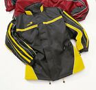"MEN'S SPORTS COAT PADDED STADIUM JACKET + HOOD SIZE XL (CHEST 42/44"") RRP £58.00"