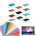 """3in1 RUbberized Hard Case + Keyboard Cover + LCD For Macbook Pro 13"""" 13.3 A1278"""