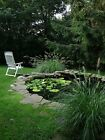 New Garden Pond Liner 3.8m Wide - Suitable for Fish - Plants - Water Feature