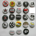 Kyпить Antifa Buttons / Button / Badge Pin Punk Punkrock Oi Sharp GROSSE AUSWAHL на еВаy.соm