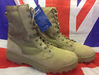 NEW Genuine British Army MAGNUM Desert Assault / Combat Boots, Various Sizes NEW