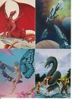 Cards 46 to 90 - David Cherry Fantasy Art Trading Cards by FPG!
