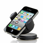 Windscreen Car Mount/Holder Cradle For Various Mobile Phones - 360° Degrees