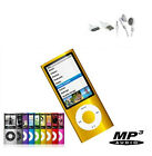 "New 16GB 16G MP3 MP4 MP5 Media Player 1.8"" LCD Screen FM Radio Games Video Gold"