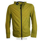 MA.STRUM SULPHUR GOLD LIGHTWEIGHT HOODED JACKET S/S 2014  RRP £295