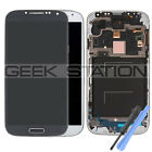 for Samsung GALAXY S4 4G i9505 i9507 LCD Touch Screen Digitizer Glass in Frame