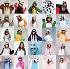 Hot Unisex Adult Onesie Kigurumi Pajamas Anime Cosplay Costume Sleepwear SZ:S-XL