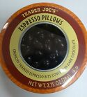 1 8x Trader Joe Espresso Pillow Extra Dark Chocolate Dark Chocolate Caramel