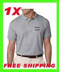 Buy a Polo Shirts Custom Embroidery - FREE DIGITIZATION- Business- Sports- Golf