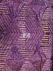 "COSMIC MINI DISC SEQUIN MESH FABRIC - 9 Colors - 56"" 60"" BY THE YARD DRESS GOWNS"