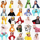 HOT SALE Unisex Children Onesie Kigurumi Pajamas Anime Cosplay Costume Sleepwear