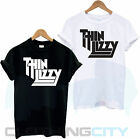 THIN LIZZY CONCERT RETRO VINTAGE BAD ROCK TOUR MUSIC BAND TSHIRT T SHIRT TEE TOP