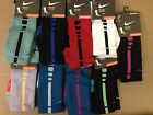SALE BELOW RETAIL Nike Elite Crew Basketball Socks Size Large 8-12