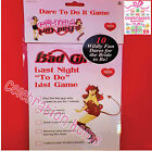 Dare to Do It Game -  Hen's Night Game - Bachelorette Party Game